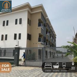 4 bedroom Terraced Duplex House for sale - Abraham adesanya estate Ajah Lagos