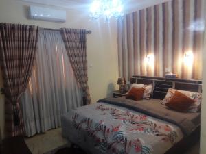 1 bedroom mini flat  Mini flat Flat / Apartment for shortlet Sule Abuka,Beside GTB bank Opebi Ikeja Lagos