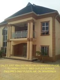 Detached Duplex House for sale - Ketu Lagos