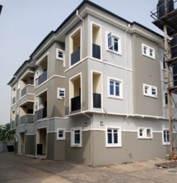 3 bedroom Blocks of Flats House for rent Guobadia Off Country Home Road Oredo Edo