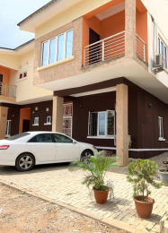 3 bedroom Semi Detached Duplex House for sale Paradise estate  Life Camp Abuja