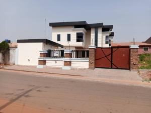 6 bedroom Detached Duplex House for sale Behind holding tulip hotels, off Mariam Babangida way, Asaba Asaba Delta