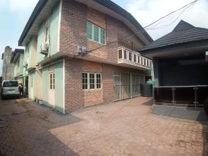 3 bedroom Flat / Apartment for rent Cement Mangoro Mangoro Ikeja Lagos