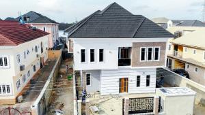 4 bedroom Semi Detached Duplex House for sale Addo Road Ajah Ado Ajah Lagos