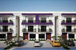 4 bedroom Terraced Duplex for sale City View Gudu, Central Area Abuja