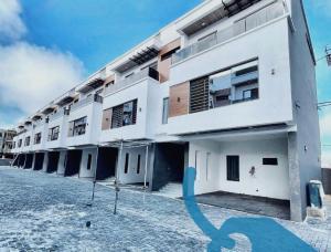 4 bedroom Terraced Duplex House for sale Ologolo Ikate Lekki Ologolo Lekki Lagos
