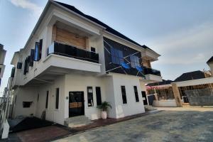 4 bedroom Semi Detached Duplex House for sale By Chevron Tollgate Lekki Lagos