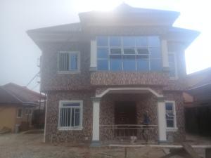 4 bedroom Detached Duplex House for rent Edo Street, Airport Road Oredo Edo