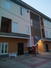 3 bedroom Terraced Duplex House for rent Around Blenco Supermarket before Sangotedo.  Peninsula Estate Ajah Lagos