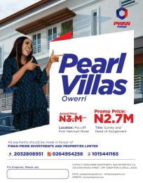 Serviced Residential Land Land for sale Avu off Port Harcourt road Owerri Imo
