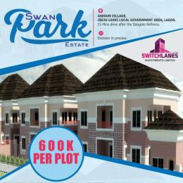 Residential Land Land for sale Asegun Village Ibeju-Lekki Lagos