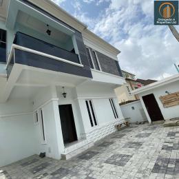 5 bedroom Detached Duplex House for sale chevron drive Lekki Phase 2 Lekki Lagos