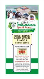 Residential Land Land for sale Funnab Mawuko Abeokuta Ogun