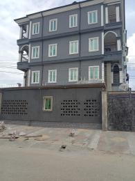 1 bedroom mini flat  Blocks of Flats House for rent Grandmates estate Ago palace Okota Lagos