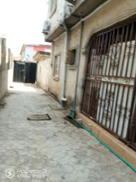 2 bedroom Blocks of Flats House for rent Close to Mobil filling Station Abule Egba Abule Egba Lagos
