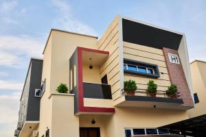 4 bedroom Detached Duplex House for sale 2nd Lekki Toll Gate chevron Lekki Lagos