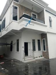 4 bedroom Semi Detached Duplex House for sale ANGELS COURT Close to Oral Estate Oral Estate Lekki Lagos