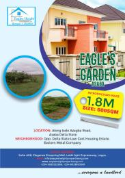 Residential Land Land for sale iselle Asagba behind  Eastern Metal Company, opp. Low Cost Hosing Estate Asaba Delta