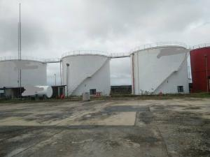 Tank Farm Commercial Property for sale IBAFON, Apapa Lagos