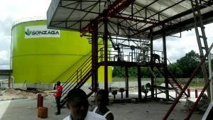 Tank Farm Commercial Property for sale Near Ugbenu,  koko Warri Delta