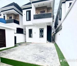 4 bedroom Detached Duplex House for sale Ikota GRA Ikota Lekki Lagos