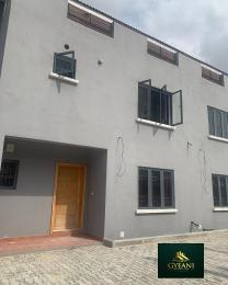 3 bedroom Terraced Duplex House for rent Off Chevron Road inside an Estate chevron Lekki Lagos