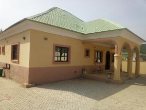 4 bedroom Detached Bungalow House for rent Located along Amsco estate Galadinmawa Abuja