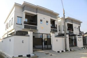 4 bedroom Semi Detached Duplex House for rent Located At West End Estate Off Lekki County Estate Ikota Lekki Lagos