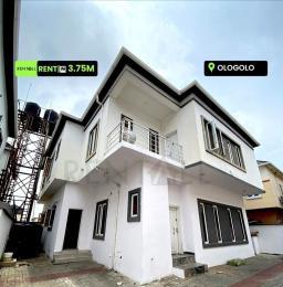 4 bedroom Semi Detached Duplex House for rent Opposite Agungi Lekki Lagos Ologolo Lekki Lagos