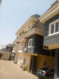 4 bedroom Terraced Duplex House for rent Close to NNPC Guzape Abuja