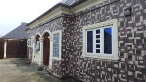 4 bedroom Detached Bungalow House for sale Off Pamo University Eriebe Port Harcourt Rivers