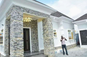 4 bedroom Detached Bungalow House for sale Okpaka Uvwie Delta