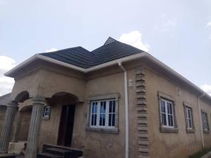 4 bedroom Detached Bungalow House for sale Bota Quarters,Liberty academy road Akala Express Ibadan Oyo