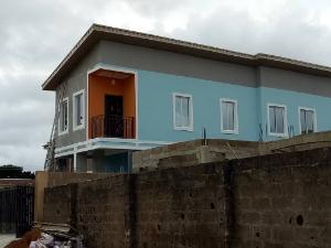 4 bedroom Semi Detached Duplex House for rent UREN COMPOUND,SULE AJEGUNLE STREET,OFF NNPC ROAD Ejigbo Ejigbo Lagos