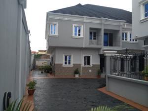 4 bedroom Terraced Duplex House for sale Arowojobe Estate  Anthony Village Maryland Lagos