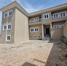 Semi Detached Duplex House for sale Katampe Main, by Cosgroove Estate , directly opp Maitama District  Katampe Main Abuja