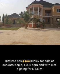 5 bedroom Detached Duplex House for sale Asokoro Asokoro Abuja