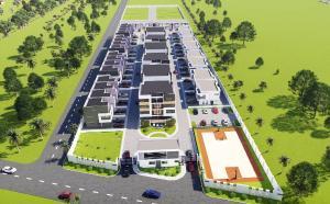 4 bedroom Boys Quarters Flat / Apartment for sale Orchid Road chevron Lekki Lagos