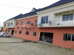 1 bedroom mini flat  Flat / Apartment for rent Located along lento aluminum Life Camp Abuja