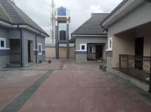 2 bedroom Shared Apartment Flat / Apartment for rent Ebony Road Obia-Akpor Port Harcourt Rivers