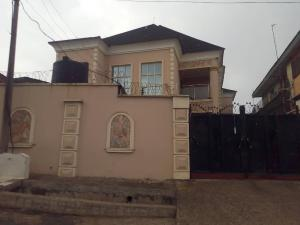 4 bedroom Semi Detached Duplex House for sale Almaruff Pleasure  Iyana Ipaja Ipaja Lagos
