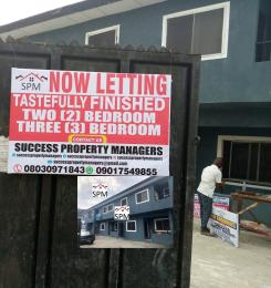 3 bedroom Mini flat Flat / Apartment for rent Arcania,Ada George Ada George Port Harcourt Rivers