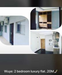 2 bedroom Flat / Apartment for sale Wuye-Abuja.  Wuye Abuja