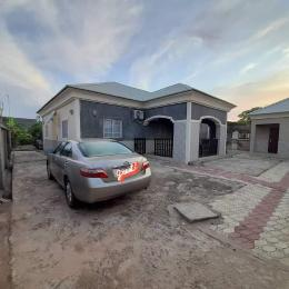 4 bedroom Detached Bungalow House for sale Located at penthouse estate along pyakasa Lugbe Abuja