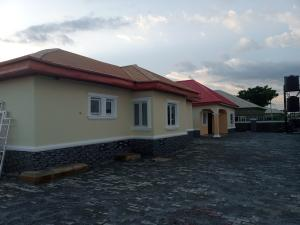 3 bedroom Detached Bungalow House for rent Located behind Amac market Lugbe Abuja