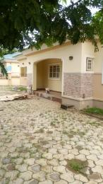 4 bedroom Detached Bungalow for sale Located In A Serene Estate Along Trademore Lugbe Abuja