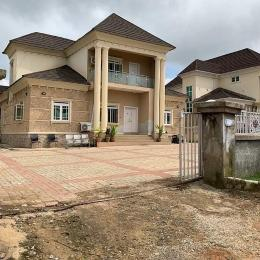 5 bedroom Detached Duplex House for sale Located at river park estate Lugbe Abuja