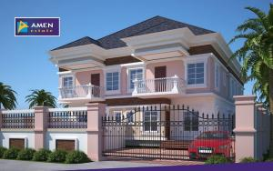 4 bedroom Detached Duplex House for sale Amen Estate Development, Eleko Beach Road, Off Lekki Epe Expressway, Ibeju Lekki, Lagos, Nigeria Eleko Ibeju-Lekki Lagos