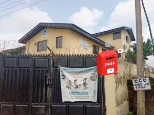 3 bedroom Self Contain Flat / Apartment for rent Bamako Estate, Omole  Agege Lagos