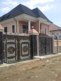 3 bedroom Detached Duplex House for rent Punch estate mangoro ikeja Mangoro Ikeja Lagos